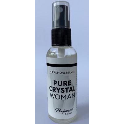 Парфюмированный спрей с феромонами Pure Crystal - 50 мл.